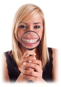 """Die Zähne sind unser """"Aushängeschild"""" ... Zanarztpraxis """"Zahngesundheit Nidderau"""" kann helfen ..."""
